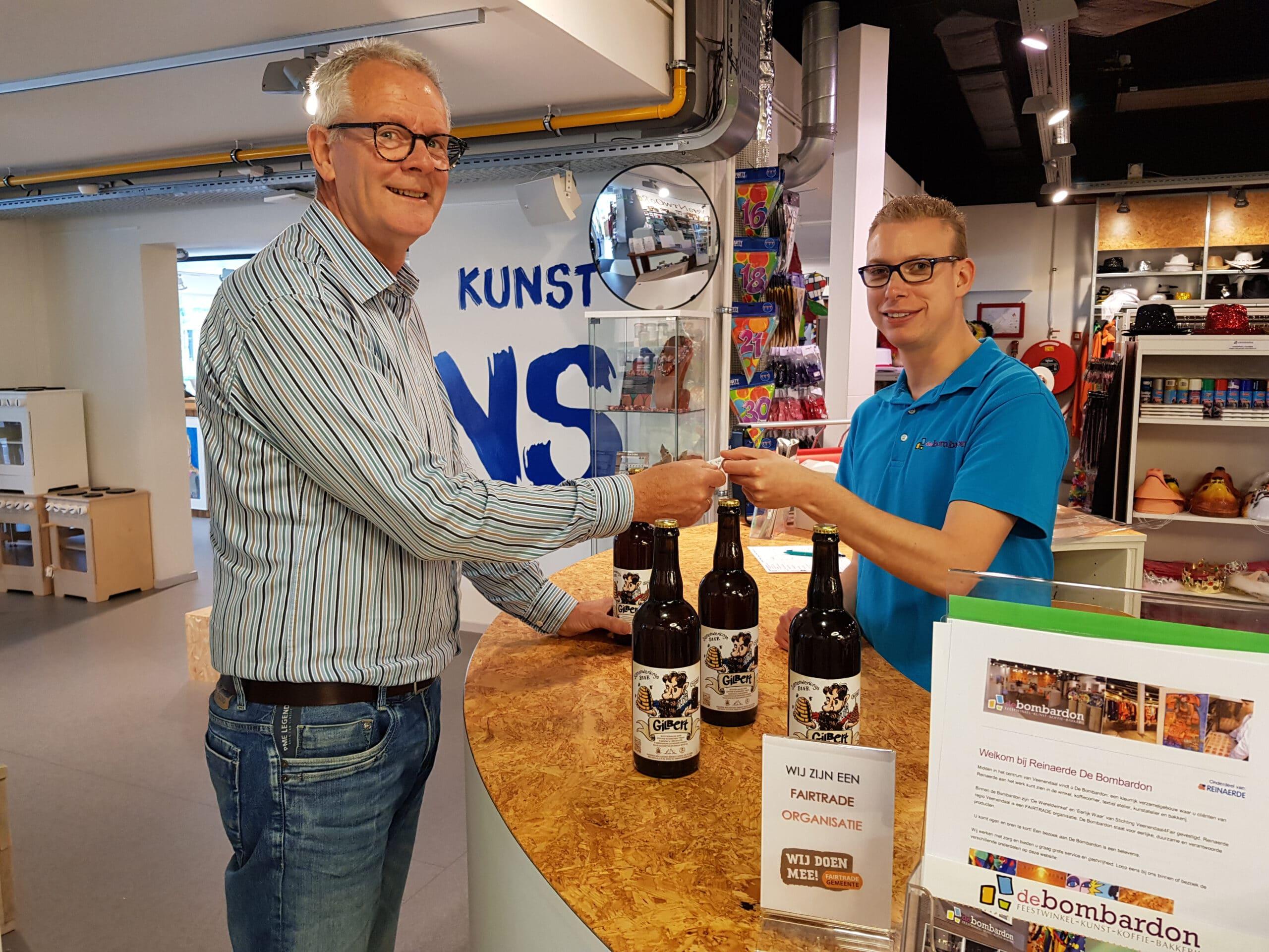 Voor de echte bierliefhebbers: Gilbert bier