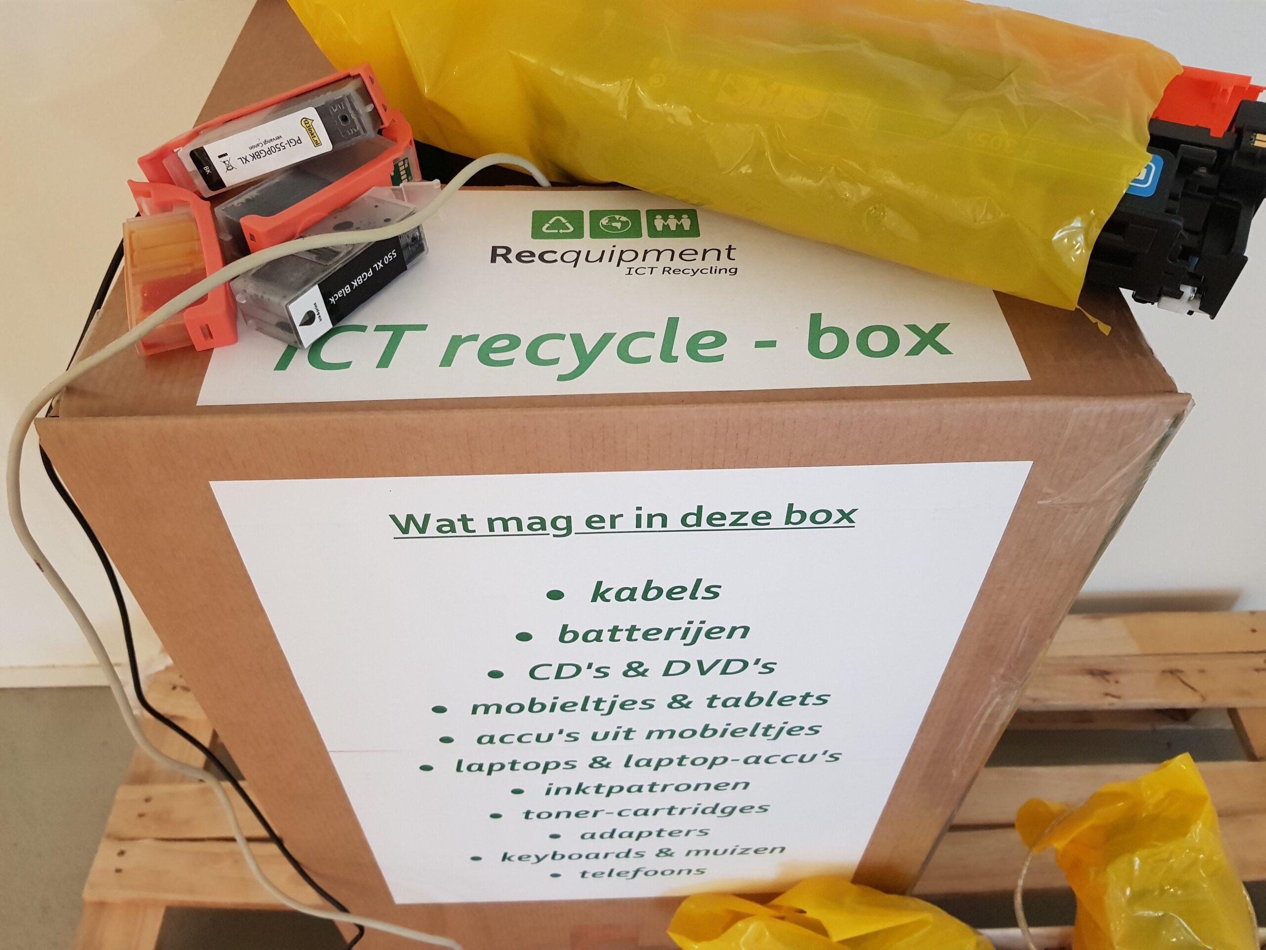 ICT Recycle-box